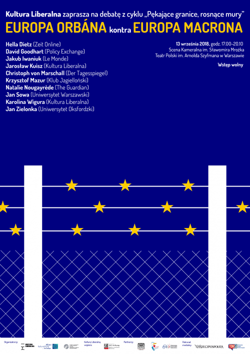 Cracking Borders, Rising Walls III: Europeanism vs. Nationalism? Competing Concepts of European Community